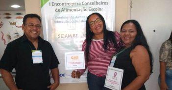 Conselheiros de Pirabas participam do I ENCAE