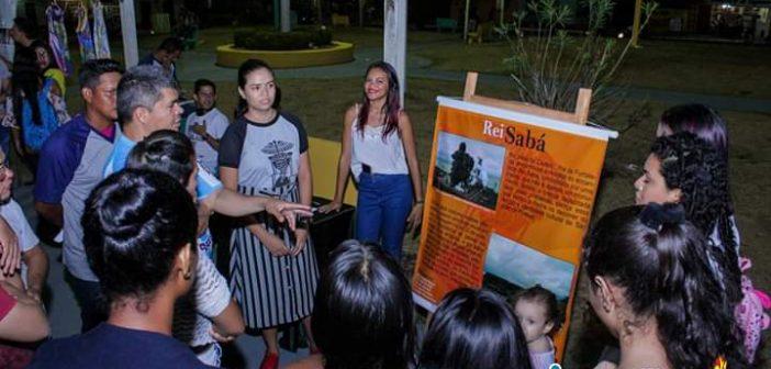Alunos do curso de História promovem exposição sobre patrimônios