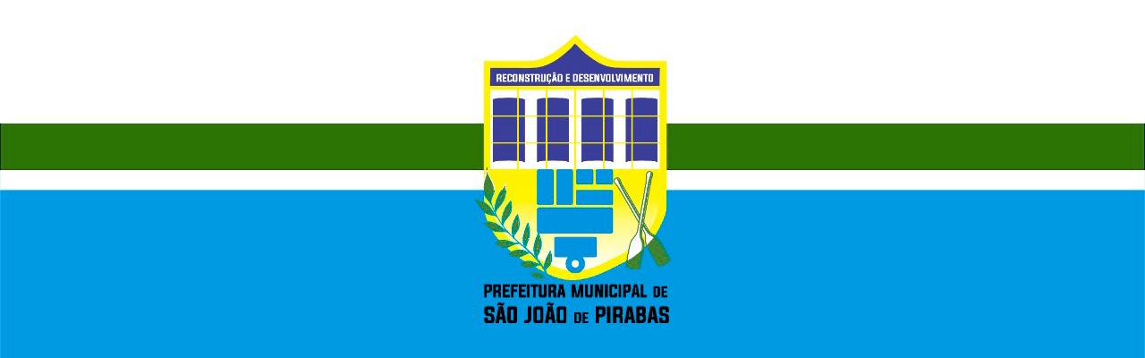 Prefeitura Municipal de São João de Pirabas | Gestão 2021-2024