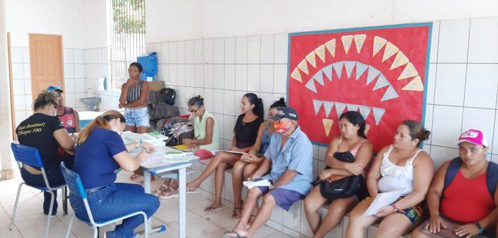 Secretaria de Trabalho e Promoção Social leva ações para as comunidades pirabenses